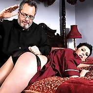 Well spanked in this hard spanking full length film